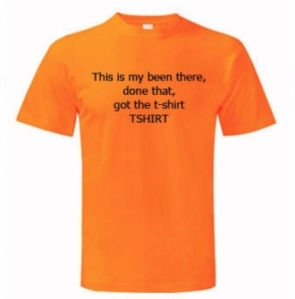 Been There Done That TShirt