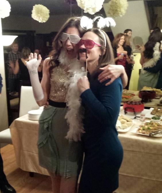 Engagement party KG
