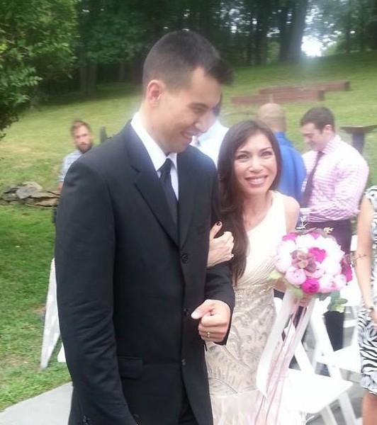 Wedding Kevin Aisle