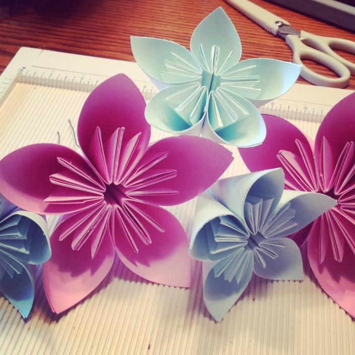 Paper Flower 6