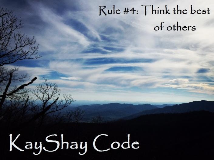 KayShay Code Rule 4
