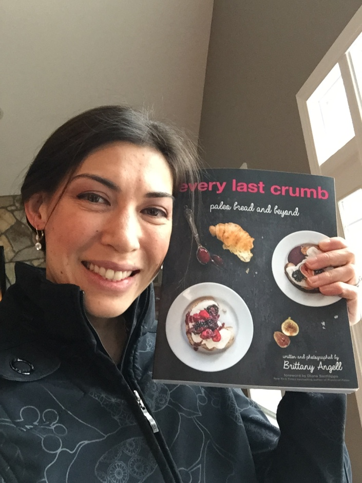 Brittany Angell Cookbook